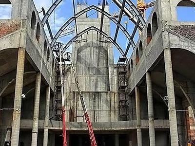 budowa kościoła 09