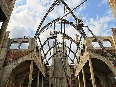 budowa kościoła 16