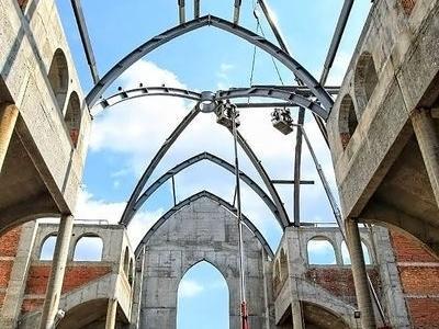 budowa kościoła 18