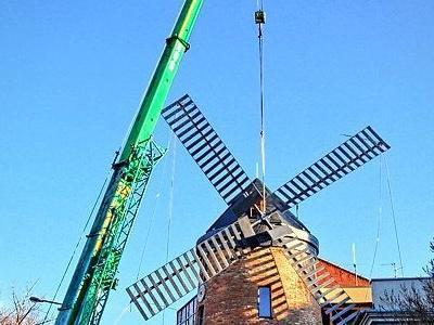 budowa wiatraka 14