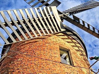budowa wiatraka 16