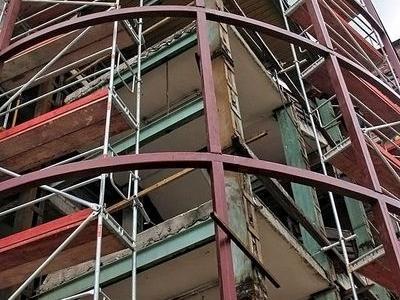 budowa loftu 30