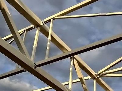 budowa galerii 18