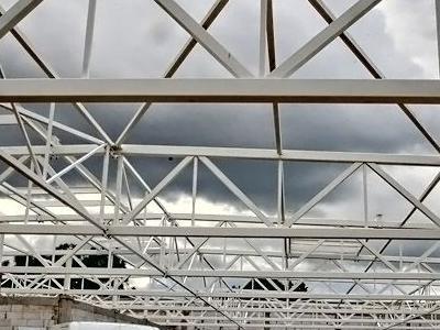 budowa galerii 35