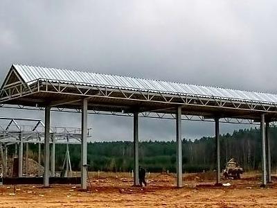 budowa stacji paliw 24